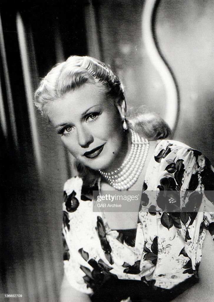 Ginger Rogers : News Photo