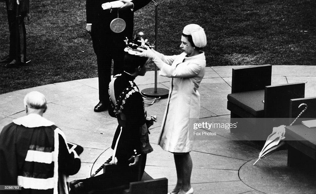 Prince Crowning : News Photo