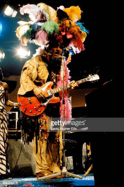 1st JULY: American musician Dr. John performs live on stage at the Montreux Jazz Festival in Montreux, Switzerland in July 1973.