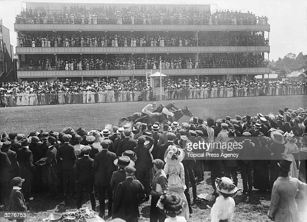 The Prince of Wales Stakes at Ascot.