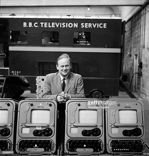 Some of the equipment available to the BBC mobile units which will provide coverage of the coronation of Queen Elizabeth II Original Publication...