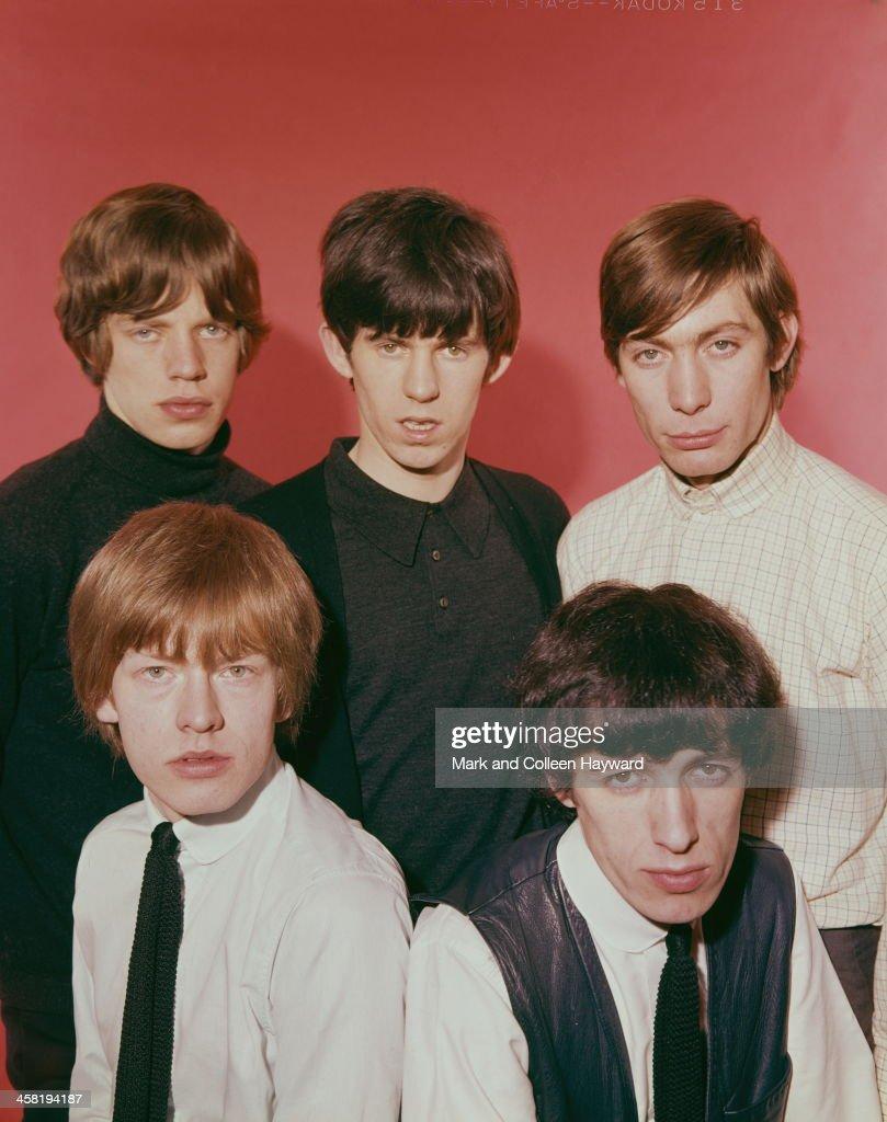 Rolling Stones : News Photo