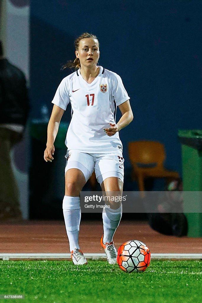 Norway v Iceland - Women's Algarve Cup 2017