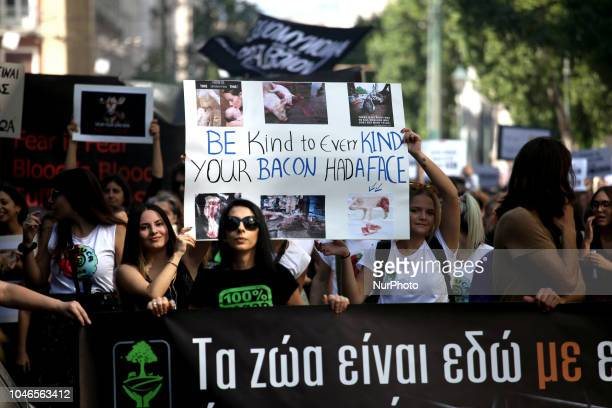 1st March For Animal Rights in Athens Greece on October 6 2018 to spread the message of animal liberation The Official Animal Rights March is an...