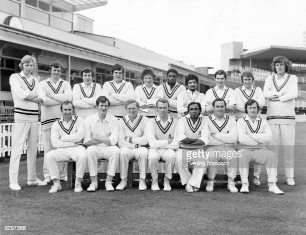 The Warwickshire County Cricket Club of 1972