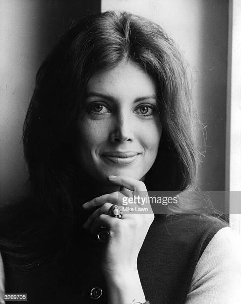 Film actress Gayle Hunnicutt who is to star in the film 'Scorpio'