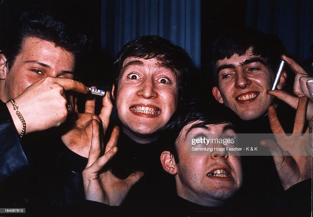 Beatles In Hamburg : News Photo