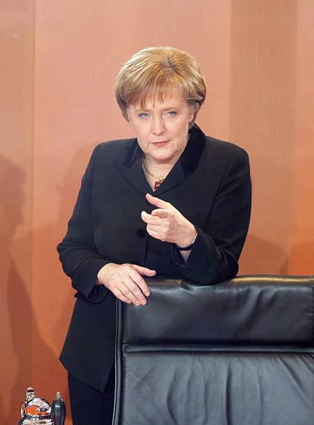 UNS: 15 Years Since Angela Merkel Became German Chancellor
