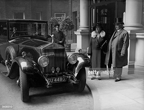 1930 Rolls Royce Stock Pictures, Royalty-free Photos & Images ...