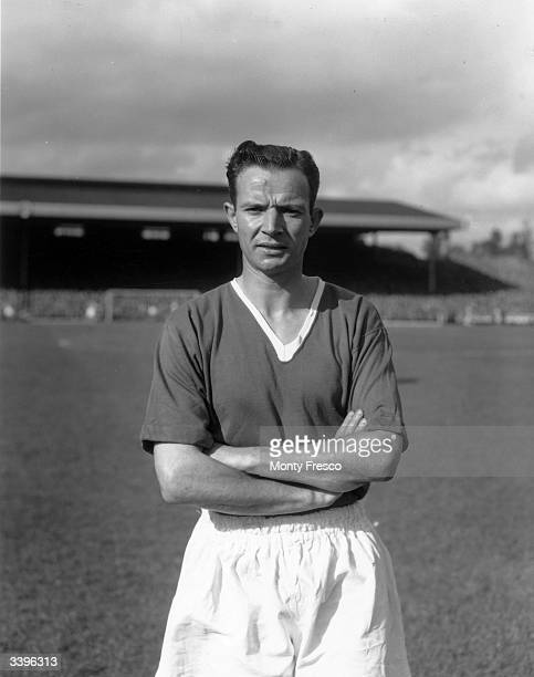 Manchester United Football Club player Jon Berry Berry would later be one of the survivors of the Munich air crash
