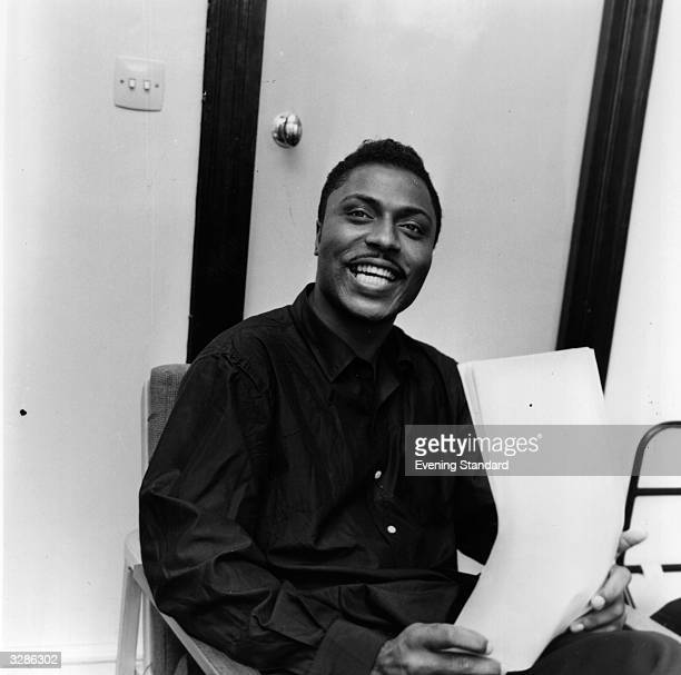 American rock 'n' roll singer Little Richard , famous for the hits 'Tutti Frutti', 'Good Golly Miss Molly', 'Long Tall Sally', amongst others.