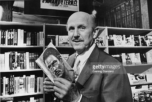 British film director and producer Michael Powell