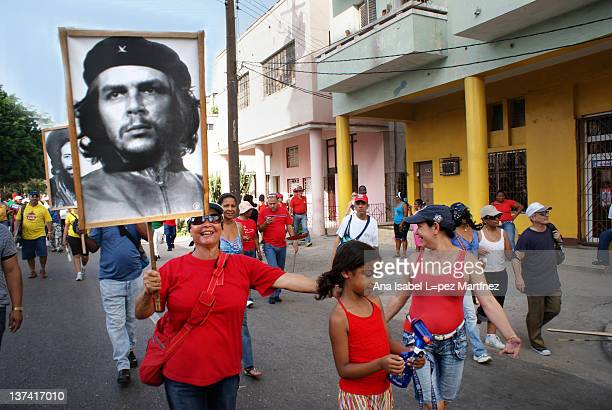 1st of May Parade International Workers Day One of the most important celebrations in Cuba