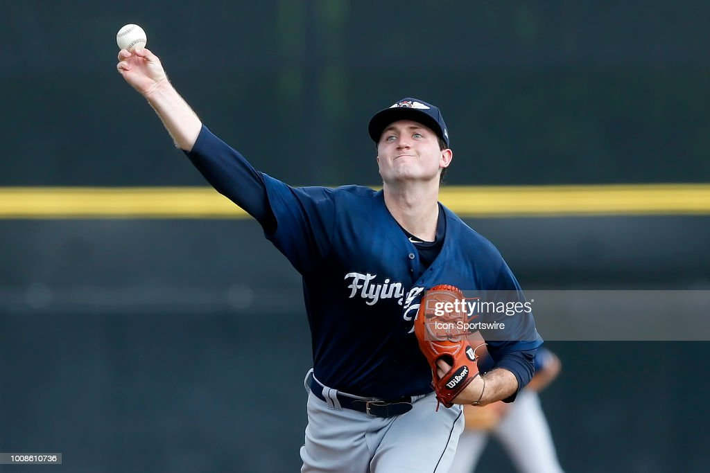 MiLB: JULY 31 Florida State League - Flying Tigers at Blue Jays : Nachrichtenfoto