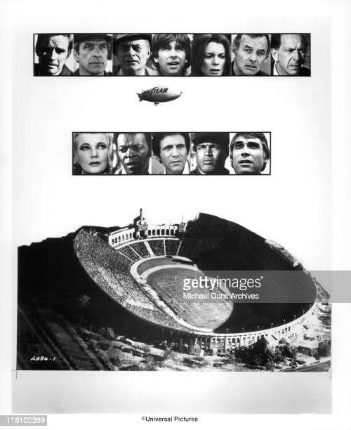 Charlton Heston John Cassavetes Martin Balsam Beau Bridges Marilyn Hassett David Janssen Jack Klugman 2nd Row Gena Rowlands Brock Peters David Groh...