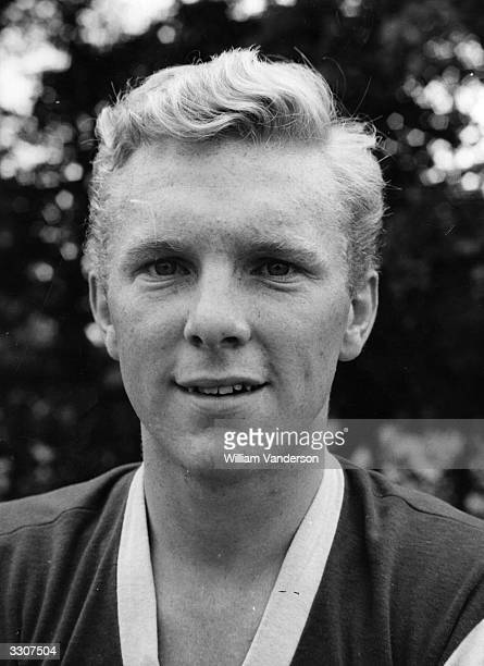 Bobby Moore of West Ham United aged 18
