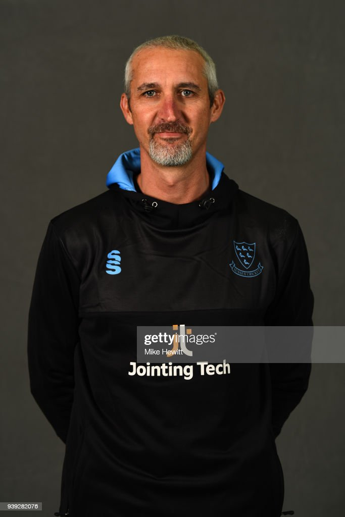 Sussex CCC Photocall