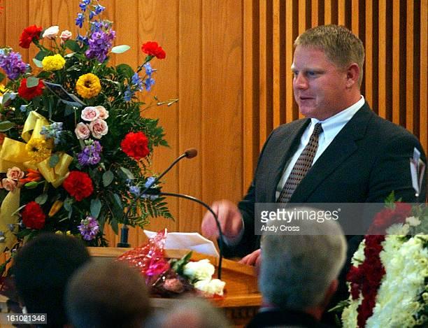 COSEPTEMBER 13TH 2003Andy <cq> Still <cq> longtime friend of Jason <cq> Reichardt <cq> tells stories about Reichardtl at Reichardt's memorial service...