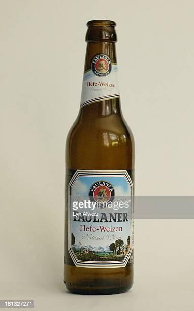 Beer review Paulaner HefeWeizen beer