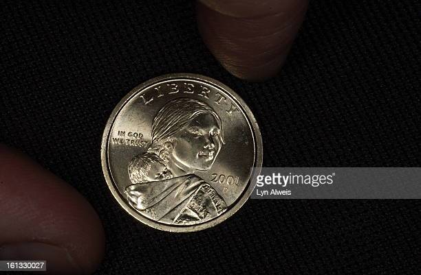 The Sacagawea Dollar 2001D can be purchased from a change machine at the Denver Mint's visitors center at East Colfax Ave and Cherokee Street Joe...