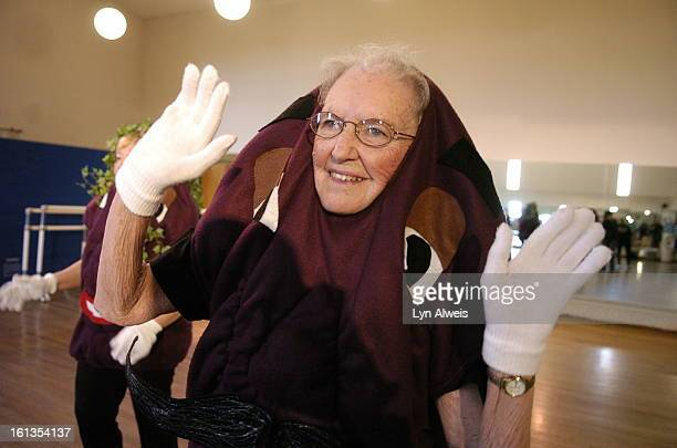 Helen Burg<cq> is an 86 yearold <cq> tap dancer that dances with The California Raisins helen 30323303342 Little Theatre Culture Centers Inc 1980...