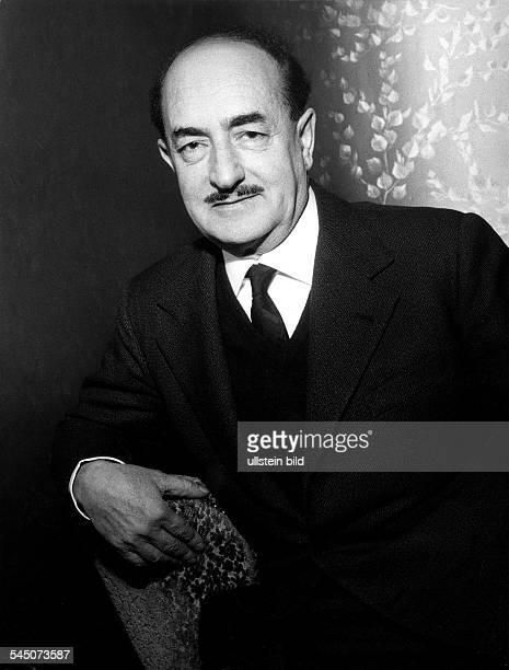 Schriftsteller ItalienNobelpreisträger 1959Porträt 1962