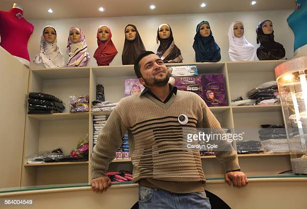 """Omid Mesrabi opened two new businesses last month in the Gulbahar shopping center. When asked about Afghanistan Mmesrabi says, """"Things are getting..."""