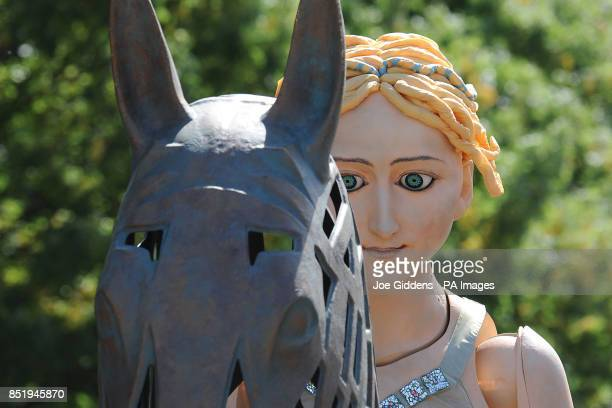 A 20ft puppet of Lady Godiva which was taken to the London 2012 Olympics to represent the West Midlands in arts and culture makes it's return to...
