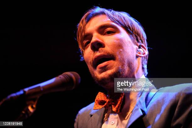 20th, 2010: Justin Townes Earle performs at the 9:30 Club in Washington, D.C. He is currently touring behind his most recent album, Harlem River...