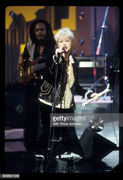 AWARDS 20th Anniversary Special Airdate January 25 1993 CYNDI