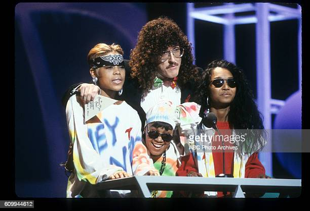 AWARDS 20th Anniversary Special Airdate January 25 1993 PRESENTERS TLC AND 'WEIRD AL' YANKOVIC