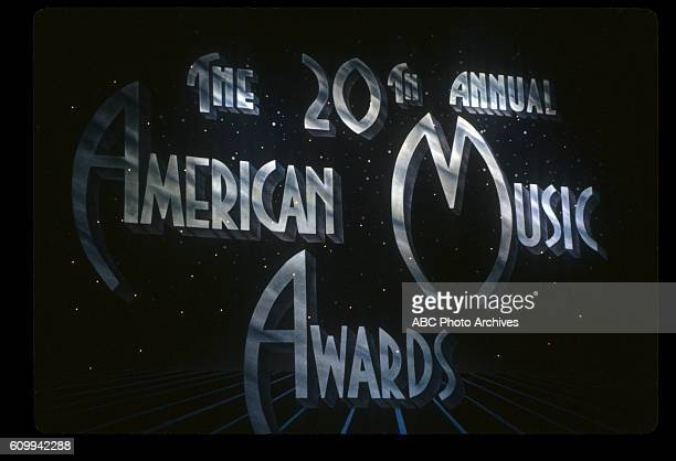 AWARDS 20th Anniversary Special Airdate January 25 1993 SHOW