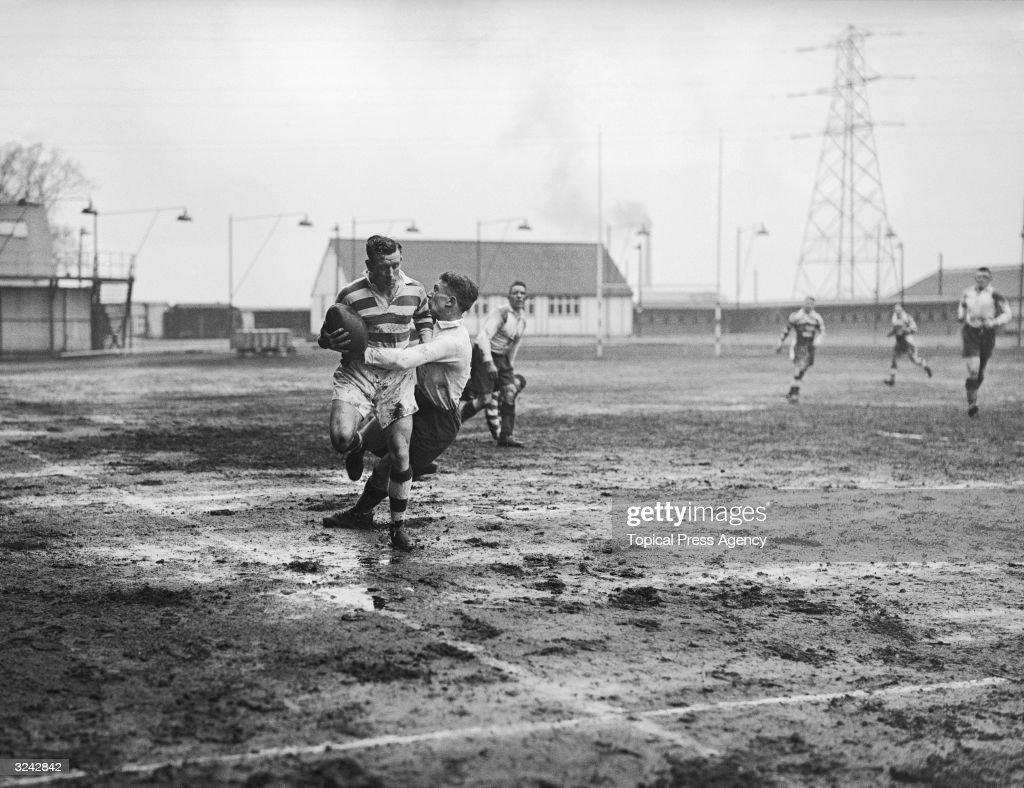 Rugby Mudlarks : News Photo
