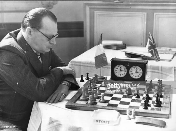 11 Alexander Alekhine Chess Pictures, Photos & Images