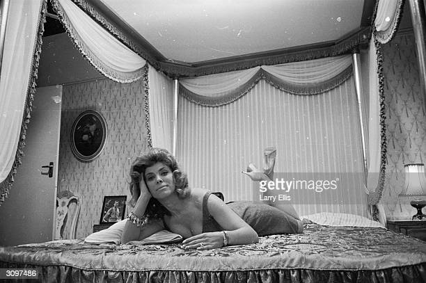 English actress Billie Whitelaw in the ATV play 'The Ballad of Queenie Swann'