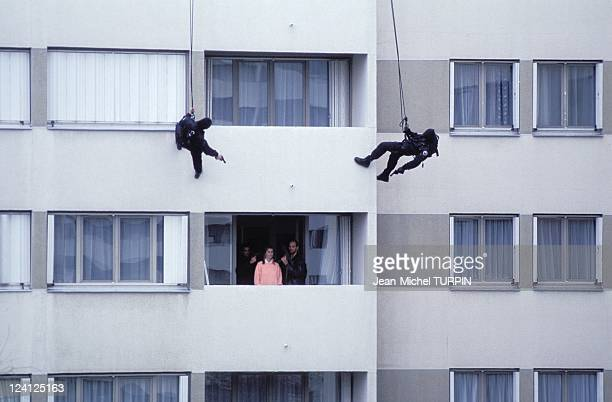 20th Birthday of the National Gendarmerie Intervention Group In France On May 27 1994 Intervention on a hostagetaking