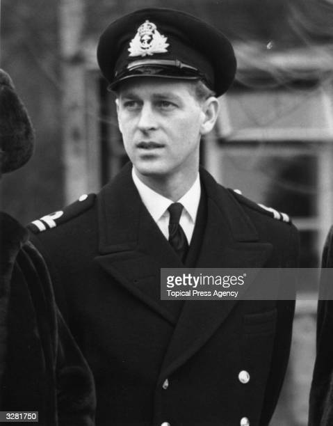 The Duke of Edinburgh, Prince Philip.