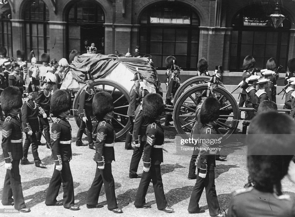 Royal Funeral : News Photo