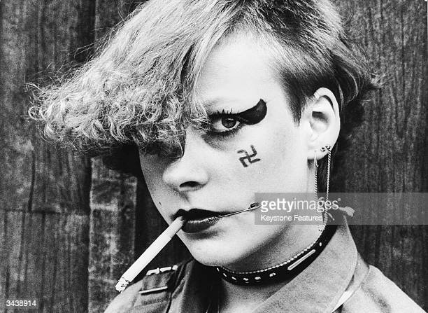 A Swastikawearing Swedish Punk Rocker