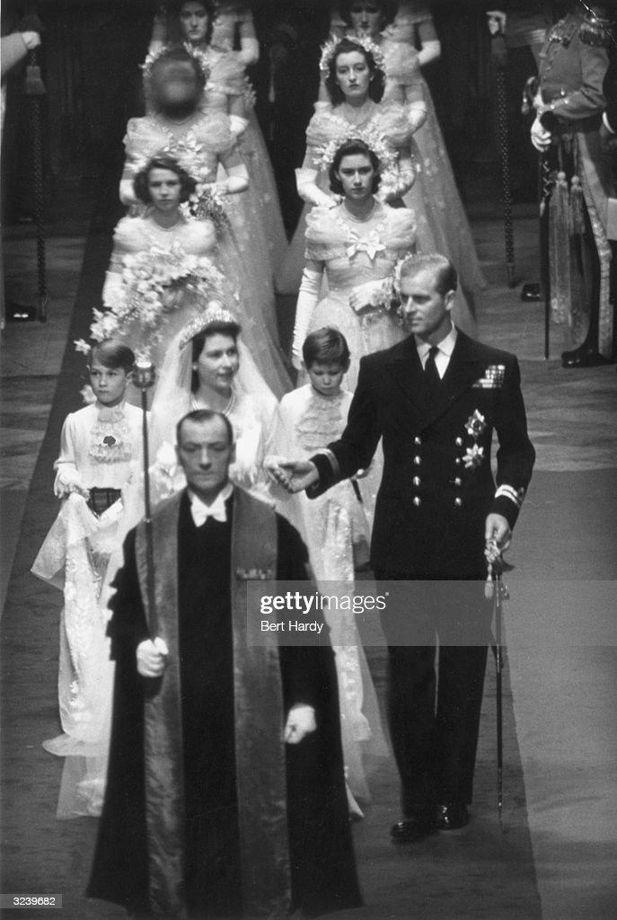 A Royal Wedding : News Photo