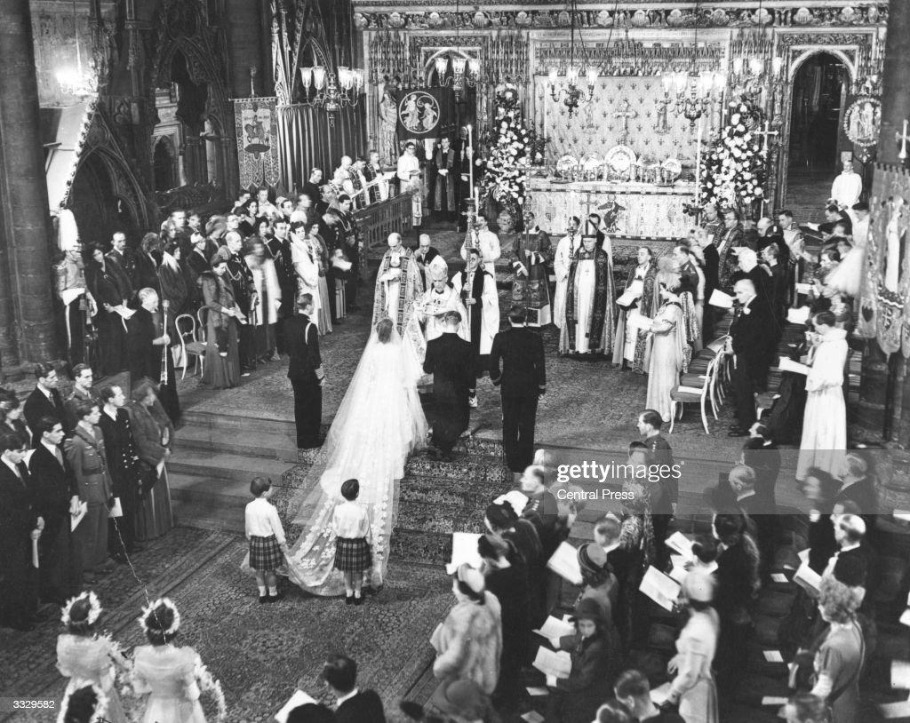 Queen Weds : News Photo
