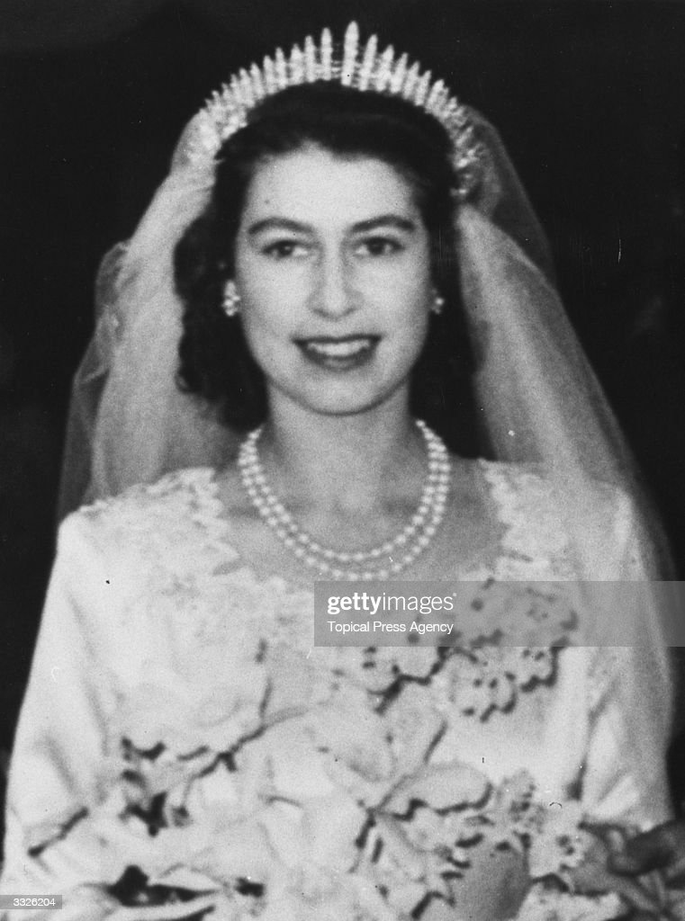 Royal Bride : News Photo