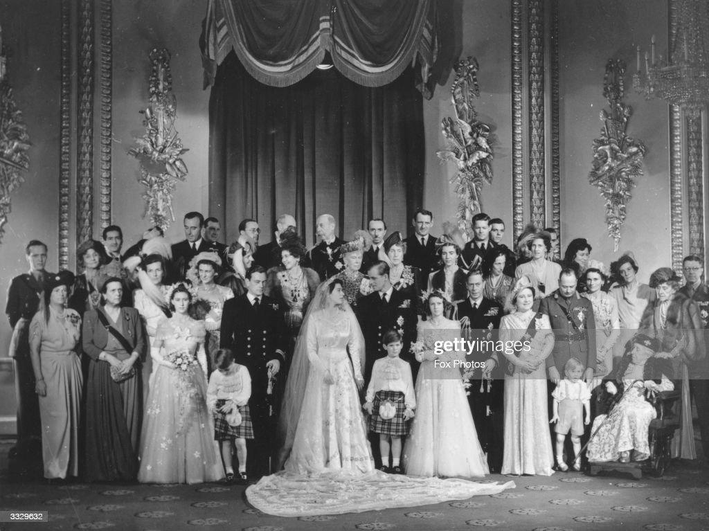 Royal Wedding Group : News Photo