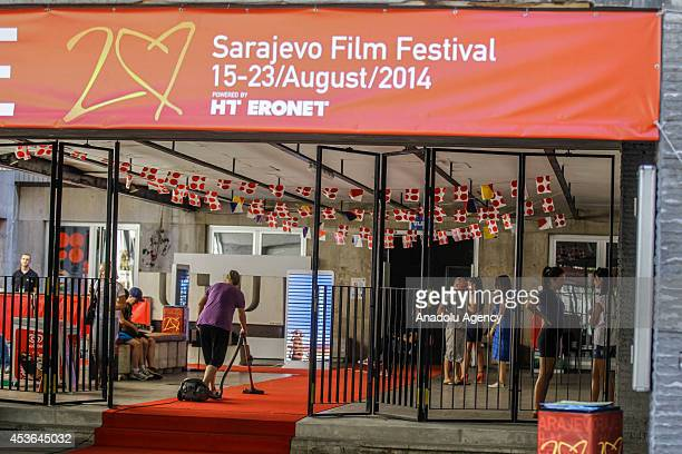 20th Sarajevo Film Festival starts in Sarajevo Bosnia and Herzegovina on 15 August 2014 Festival starts with the cult film 'Amores Perros' by the...