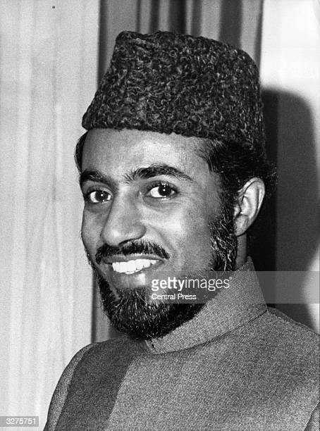 Sultan of Oman Sheik Qaboos Bin Said