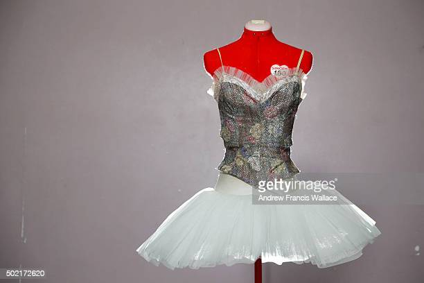 TORONTO ON DECEMBER 3 A 20yearold sugar plum fairy dress at the Pia Bouman School for Ballet and Creative Movement production of the Nutcracker...