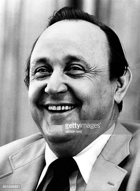 Politiker, FDP, D Porträt- 1980