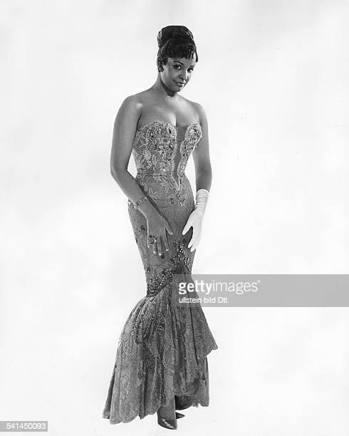 *Sängerin Schauspielerin TrinidadPorträt 1964