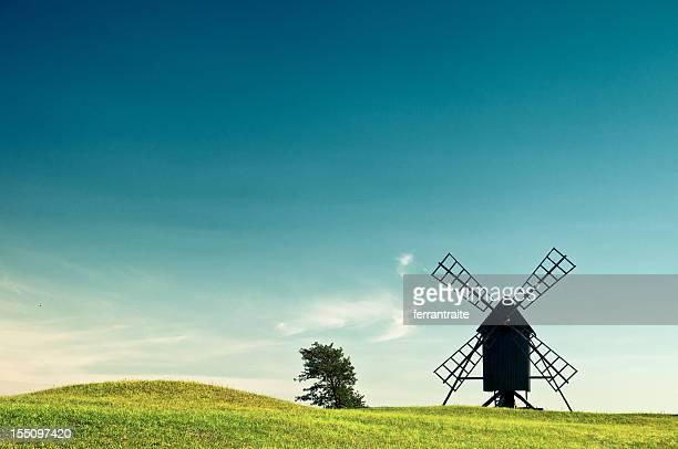 ölandの風景 - エーランド ストックフォトと画像