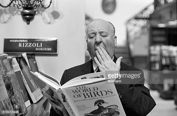 2/16/1965New York NYAlfred Hitchcock won't reveal the subject of his next movie but he's obviously bored with the former friends who starred in his...